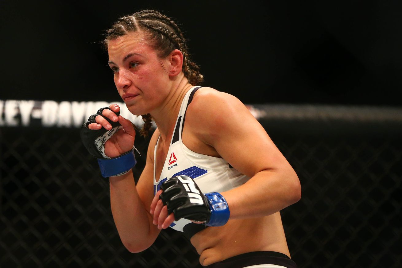 community news, Miesha Tate non committal on Ronda Rousey trilogy, says she wants be active and defend UFC belt (video)