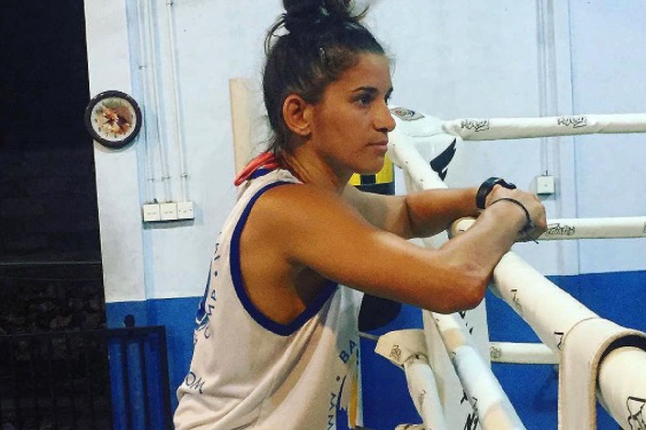 community news, Muay Thai champ Tiffany van Soest says she's 'one or two years away' from breaking out in MMA