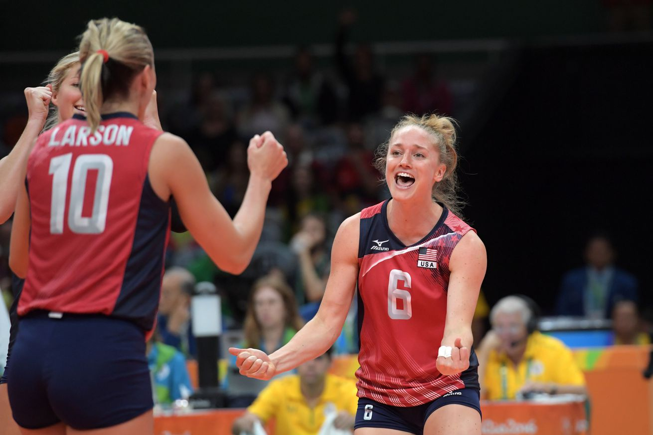 Volleyball: US women beat Dutch to take bronze