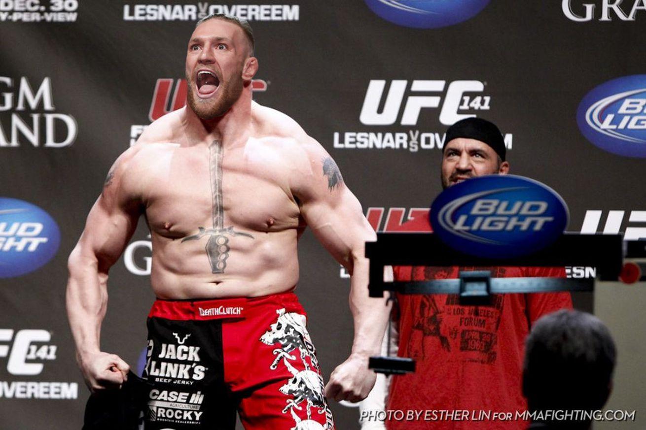 Fact: Conor McGregor has eclipsed Brock Lesnars UFC stardom, reveals private PPV records