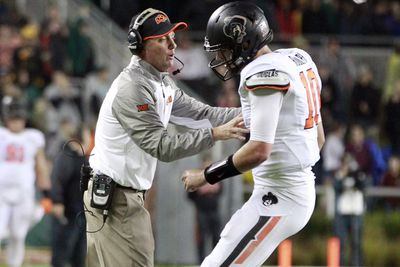 Is Mike Gundy evolving the spread or abandoning it?
