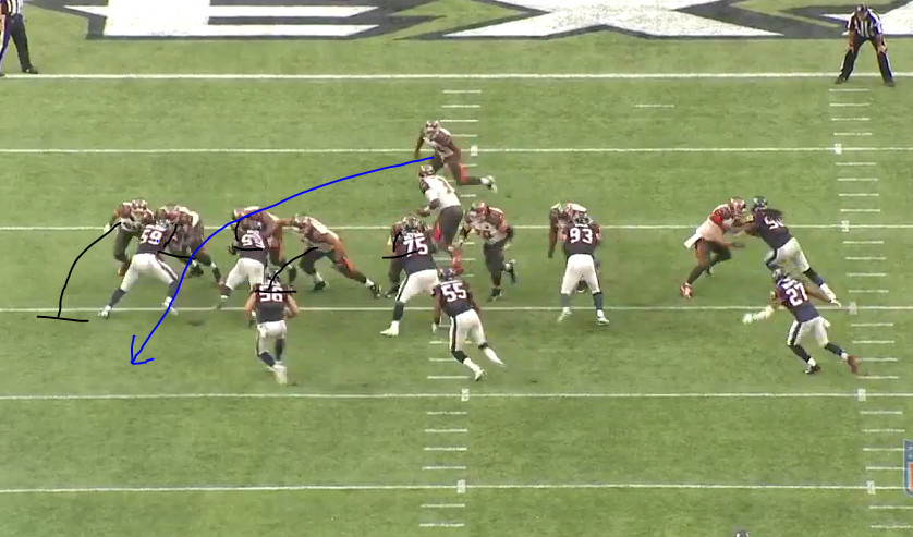 Jerseys NFL Online - The ups and down of the Bucs' rushing attack against Houston ...