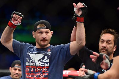 UFC Quick Quote: Stipe Miocic was never offered Ben Rothwell rematch
