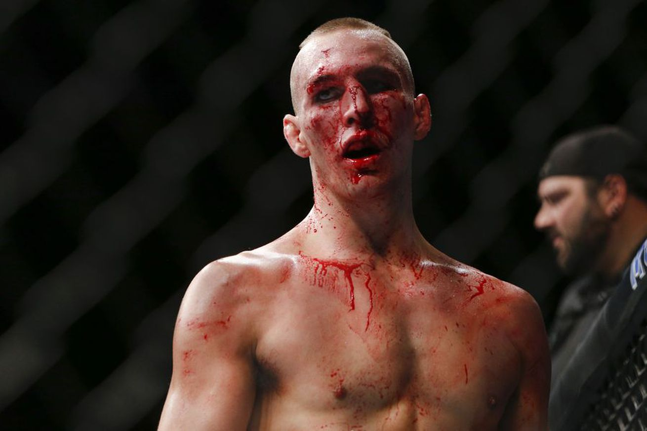 Rory MacDonald not only cashes in big, he becomes the example of how