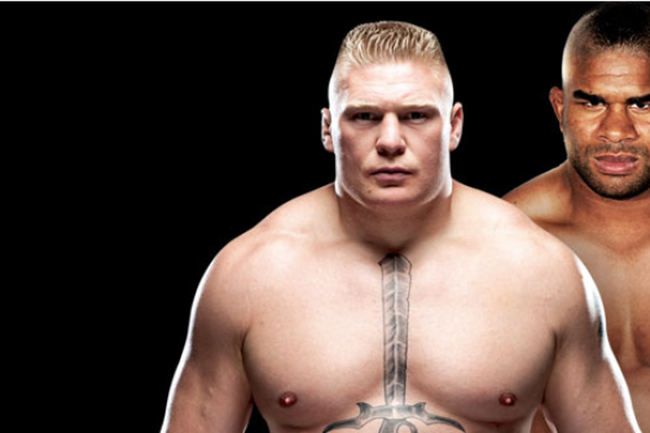 UFC 141 Video: Brock Lesnar vs. Alistair Overeem Official ...