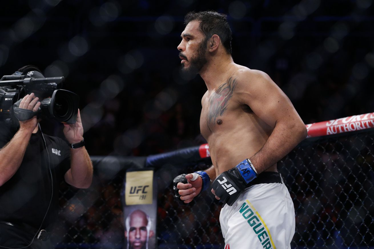 community news, 'Minotouro' Nogueira out to prove he still has it after unfair loss to Shogun Rua