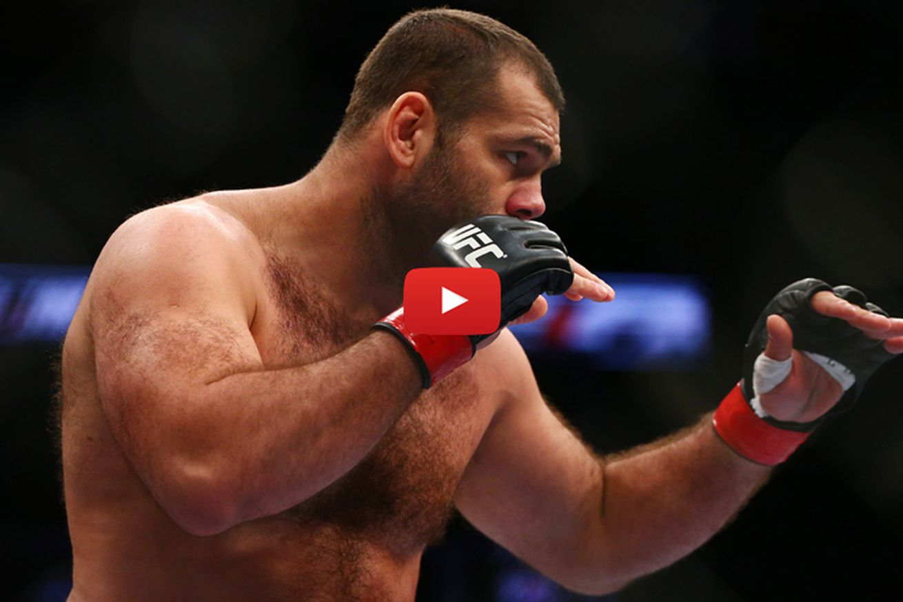 Gabriel Gonzaga vs Derrick Lewis full fight video preview for UFC Fight Night 86 co main event