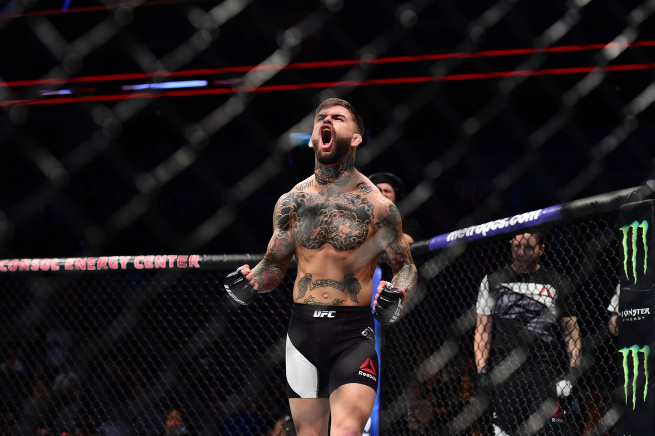 community news, UFC Fight Night 88 results recap: Cody Garbrandt vs Thomas Almeida fight review and analysis