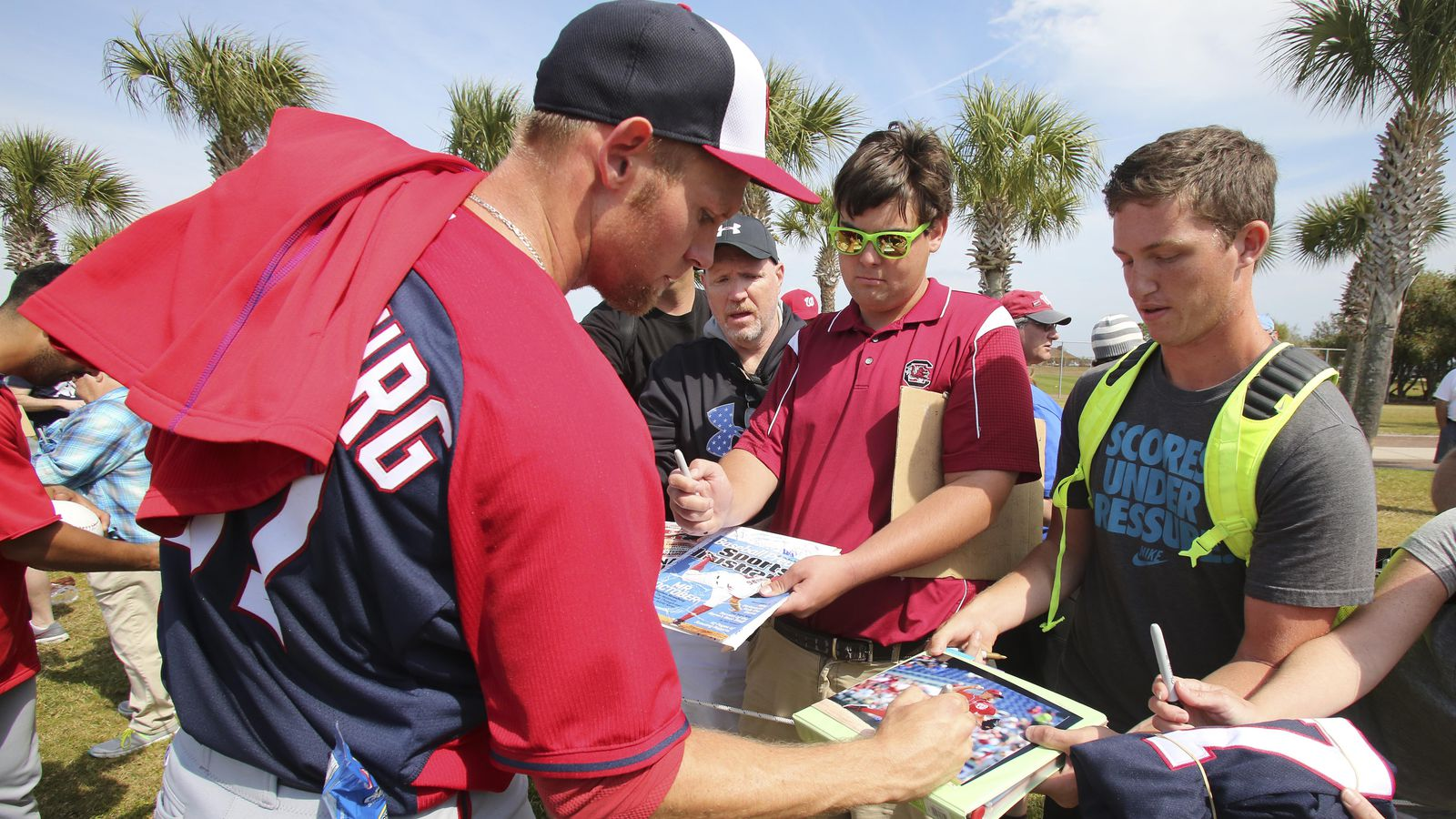 Washington Nationals 2016 Spring Training: Pitchers and ...