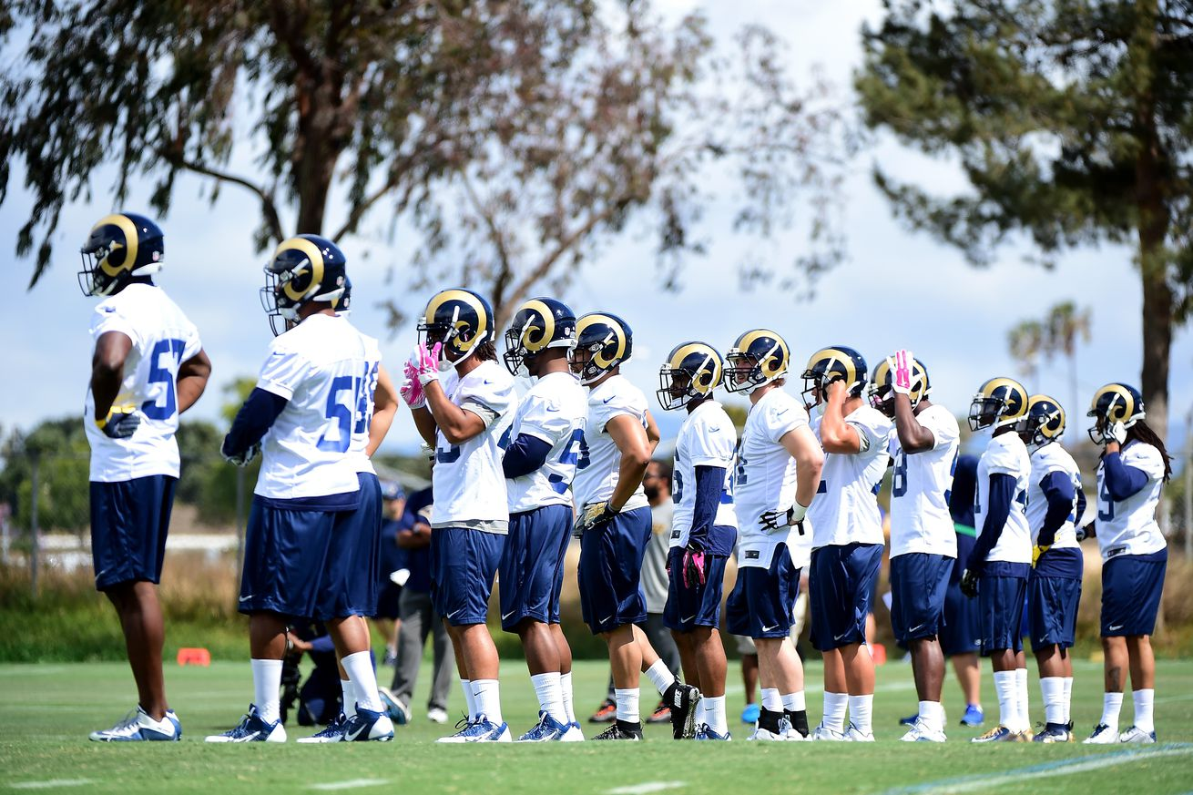 2016 Los Angeles Rams OTAs Preview: Injuries, Goff And Defense At The Fore