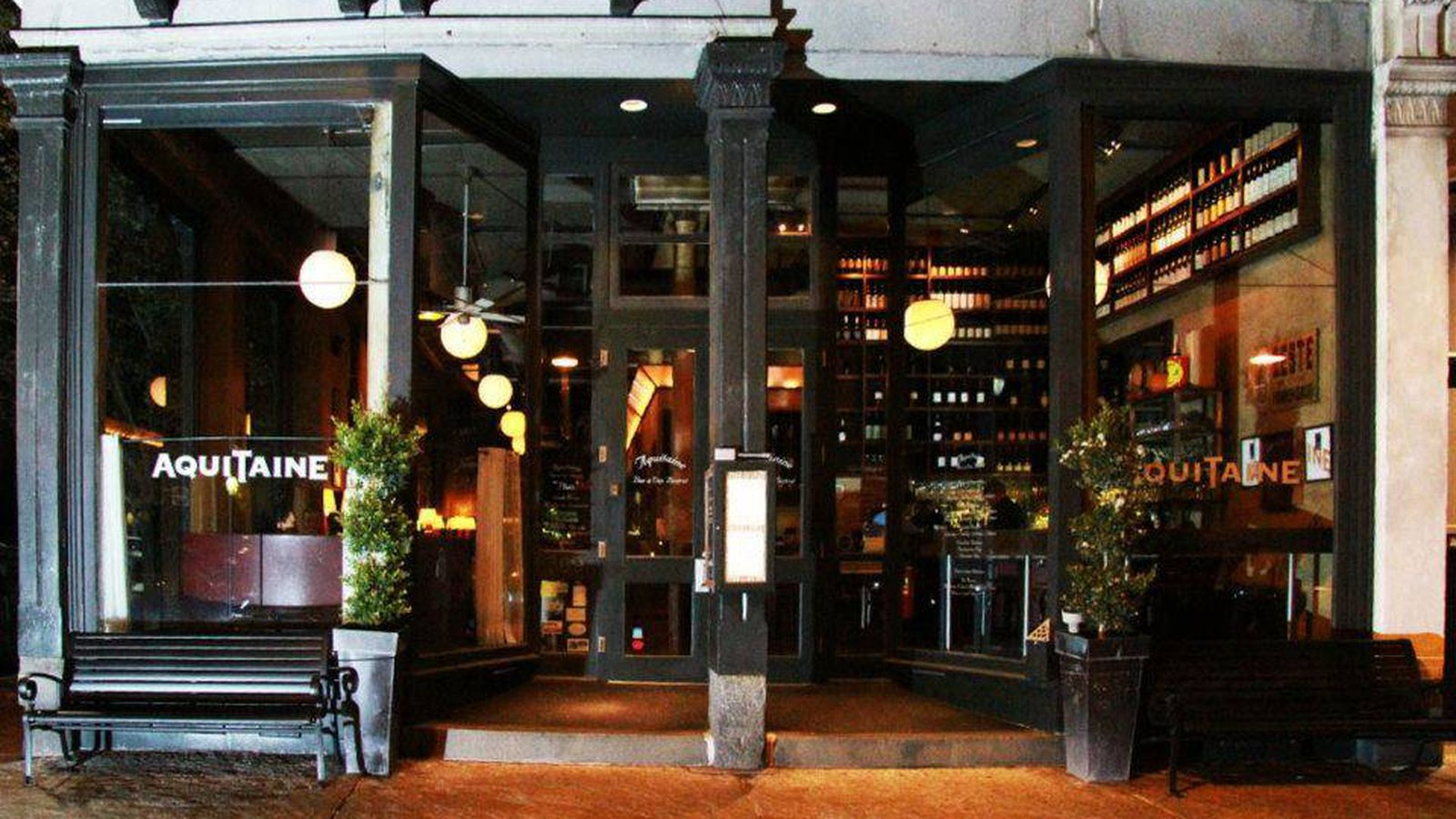 Aquitaine boston will close for renovations eater