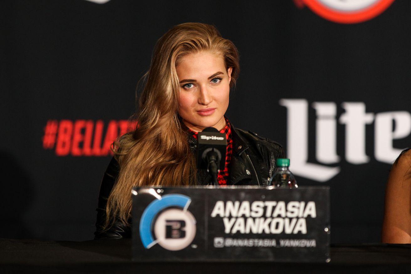 community news, Anastasia Yankova knows MMA's key demo appreciates the beauty (of devastating headkicks)