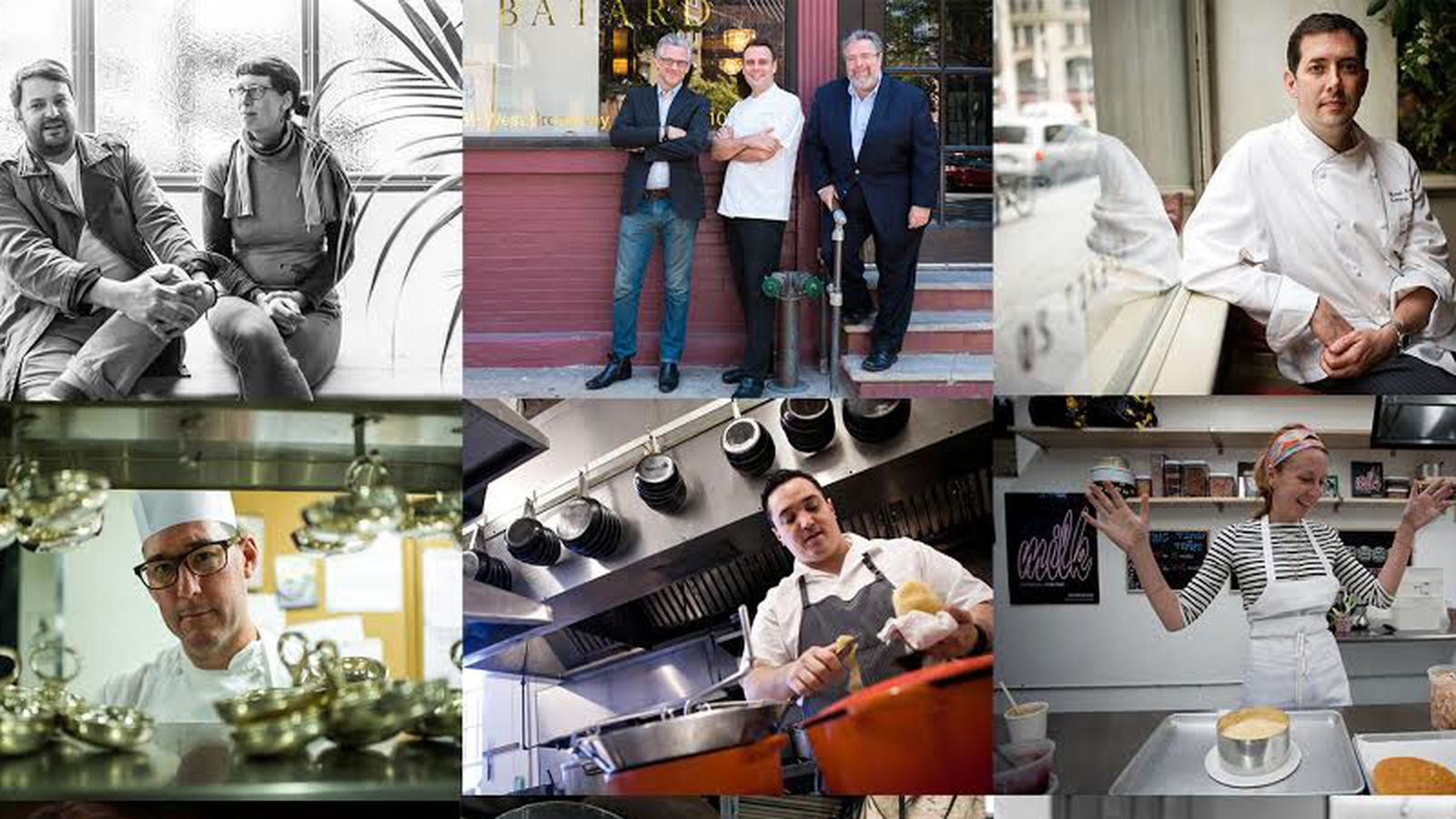 James Beard Awards 2015 Winners: You Can Take the Beards Out of New York...