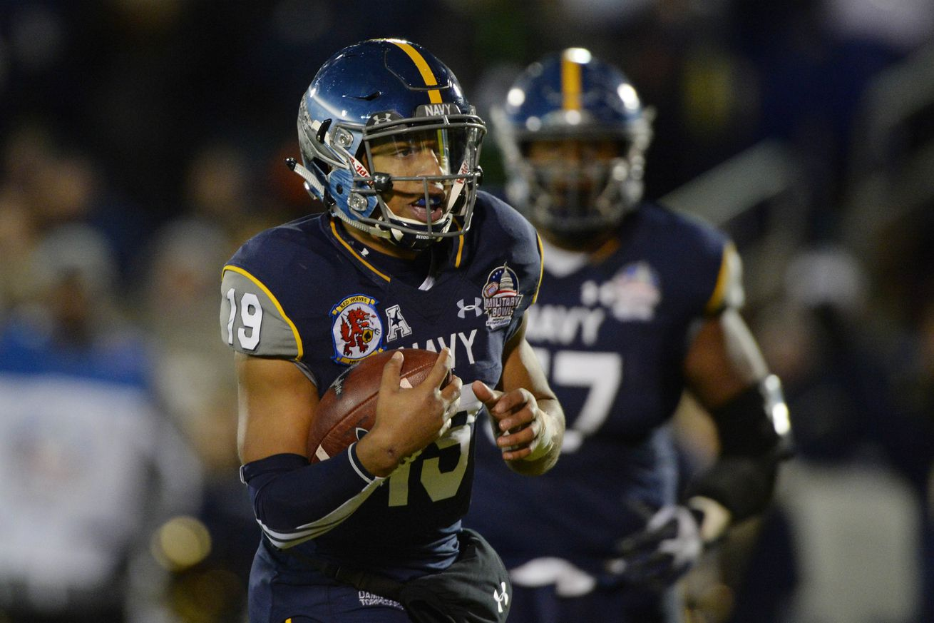 2016 NFL Draft results: Ravens pick WR Keenan Reynolds in round six
