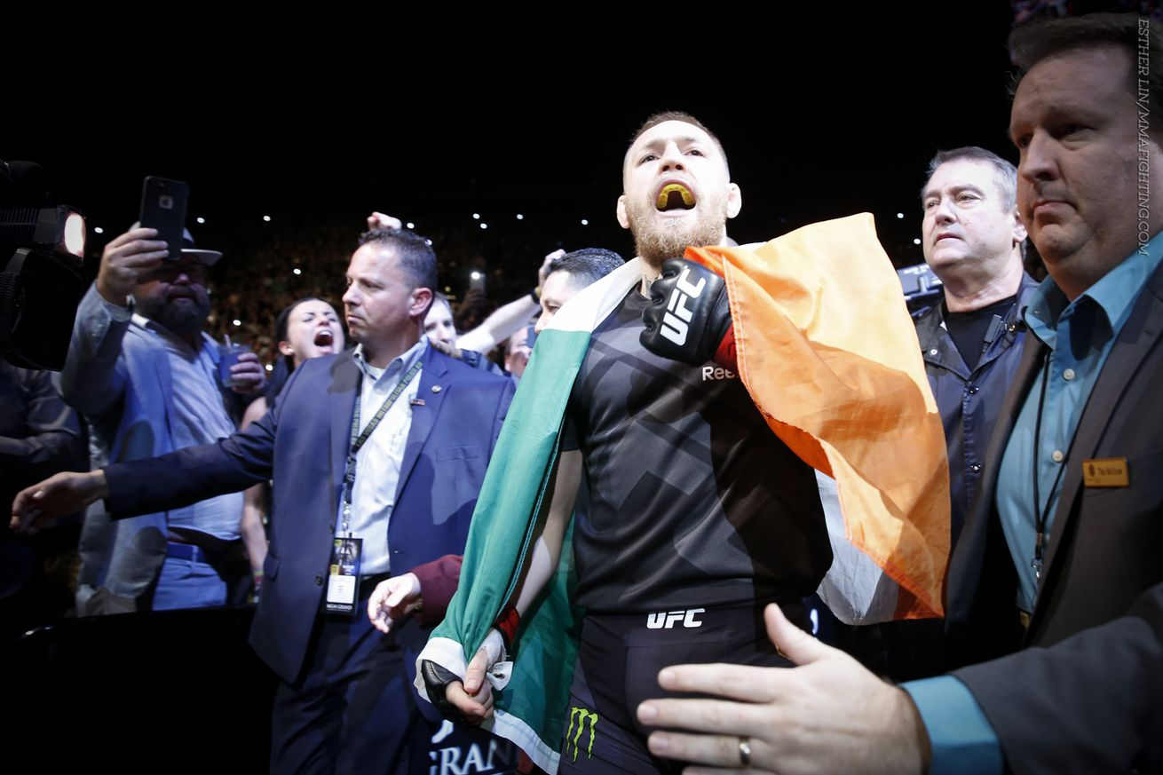 Conor McGregor tweets that he has decided to retire young