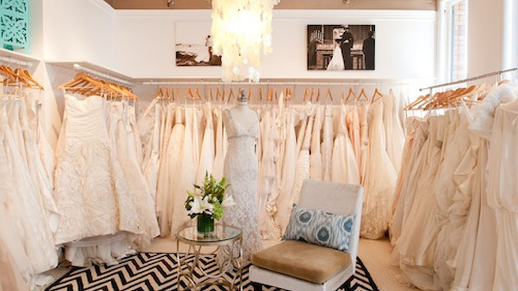 7 places besides ebay to resell your wedding dress racked for Resell your wedding dress