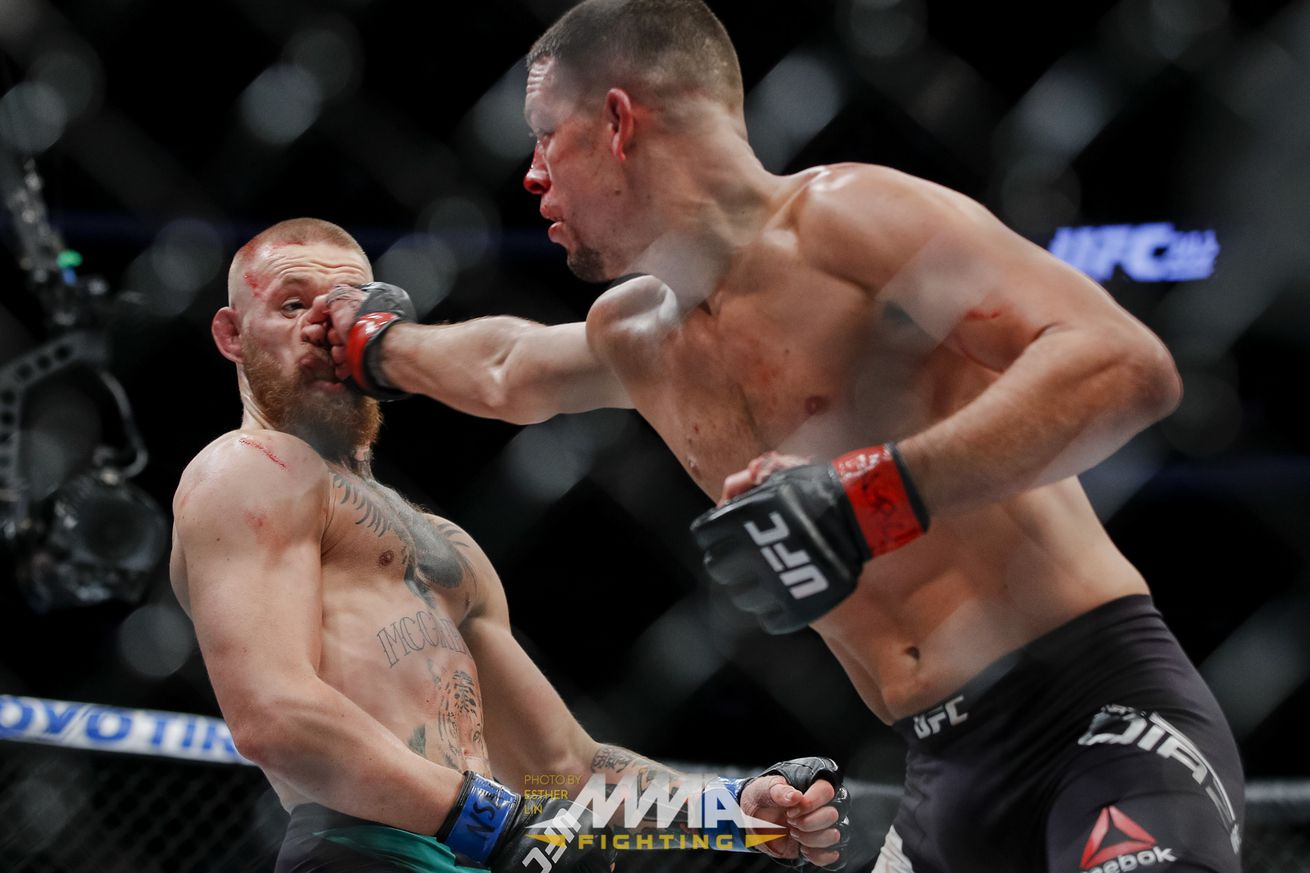 UFC 202 in Tweets: Pros react to Conor McGregor vs. Nate Diaz 2, more