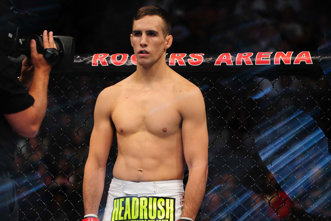 Bellators Scott Coker interested in soon to be free agent Rory MacDonald