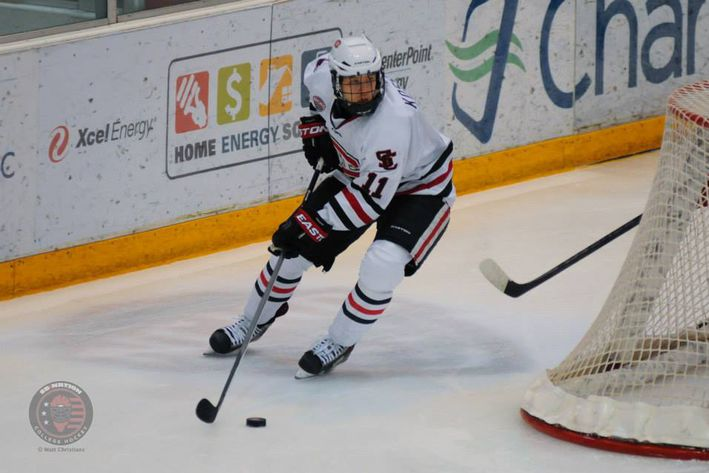 NCHC: St. Cloud State Sweeps Miami With 3-1 Win