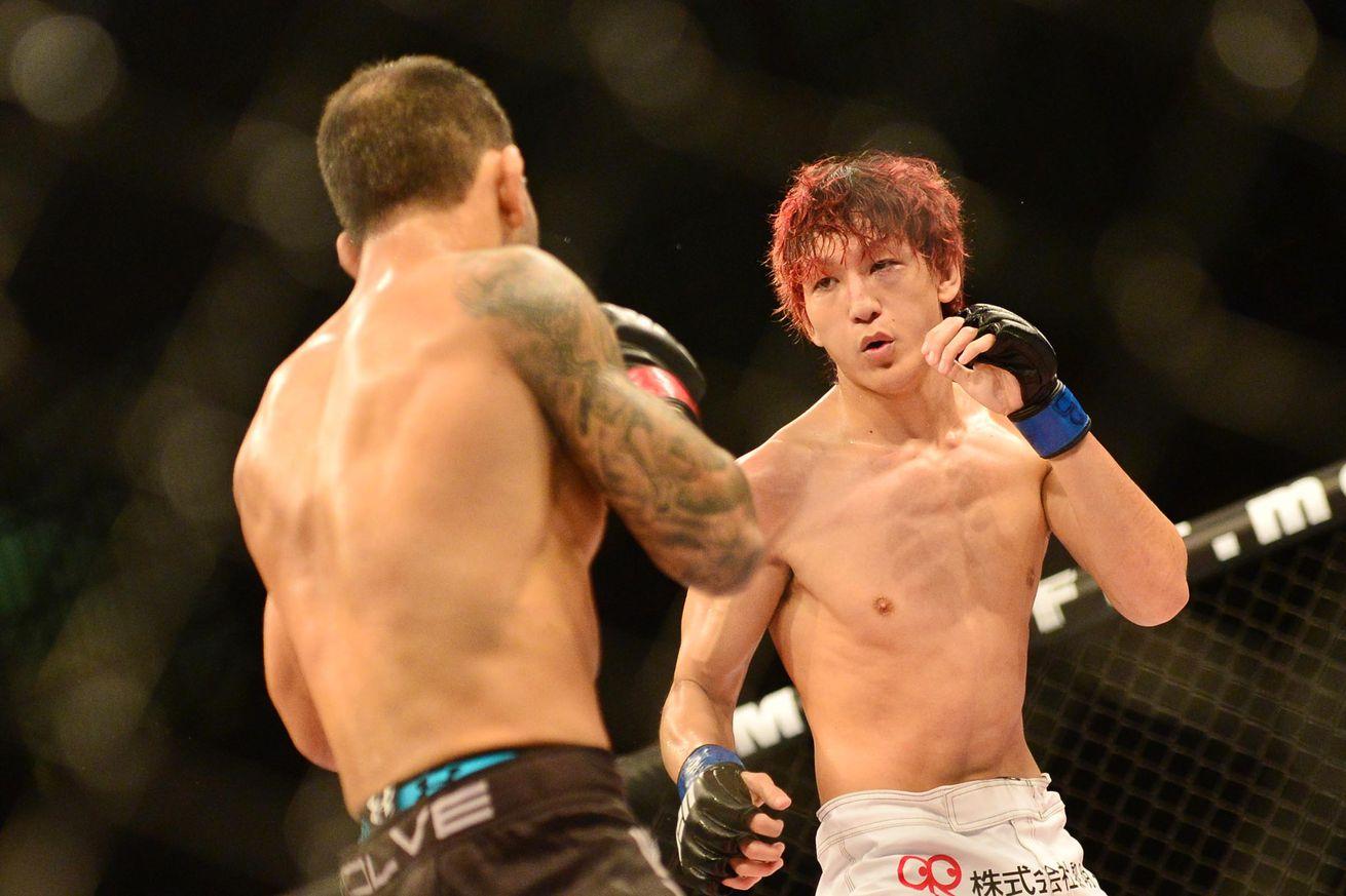 community news, Yuta Sasaki replaces Paddy Holohan at UFC Fight Night 87