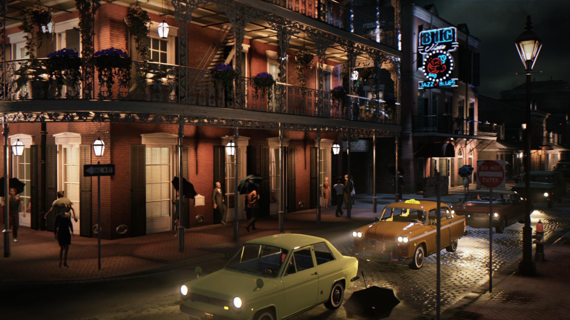 Mafia III Gamescom trailer- slick tunes and betrayal