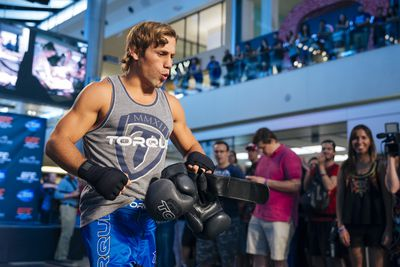 For Urijah Faber and TJ Dillashaw, the line is blurred between mentor and tormentor