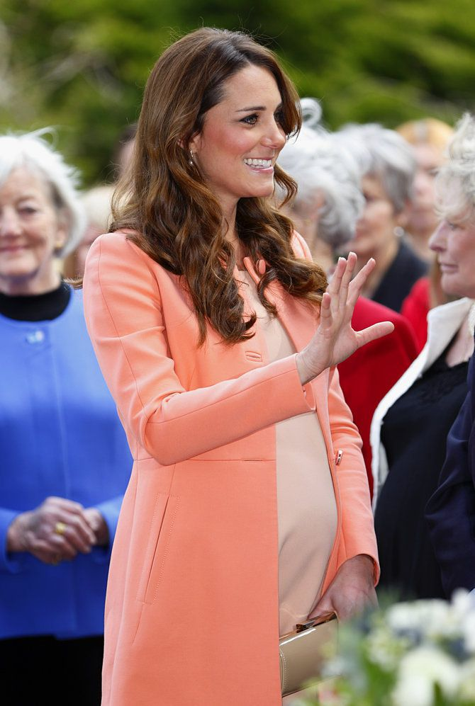 Princess kate due date