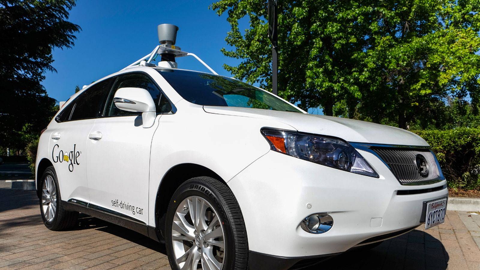Drive Google Maps Car Job Google's Self-driving Cars Set