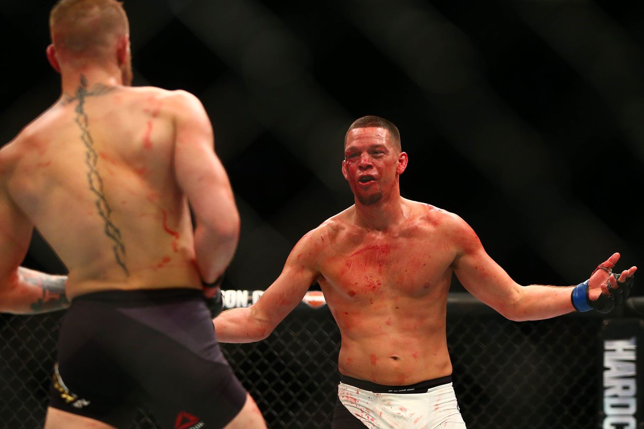 community news, UFC 196 before and after: Conor McGregor vs Nate Diaz In Their Own Words video