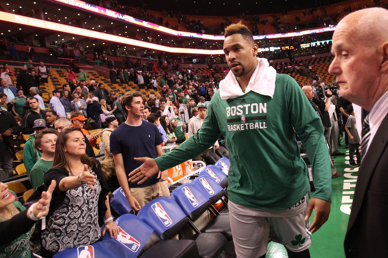 Unrestricted free agent started 73 games last season for Celtics