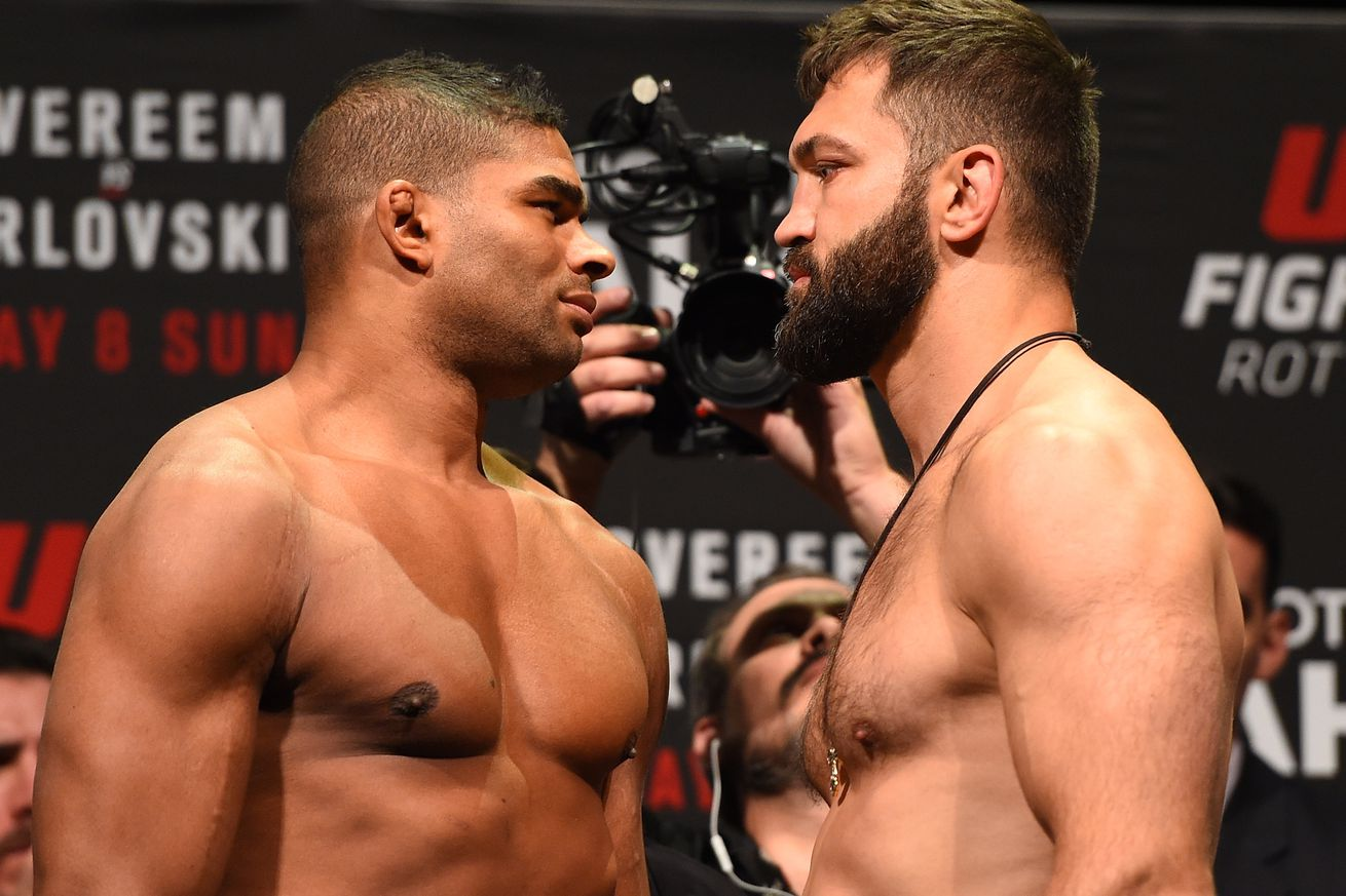 UFC Fight Night 87 Results: Overeem vs. Arlovski
