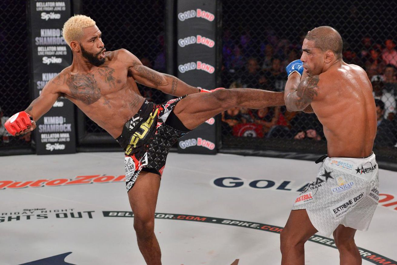 community news, Darrion Caldwell signs seven fight contract extension with Bellator