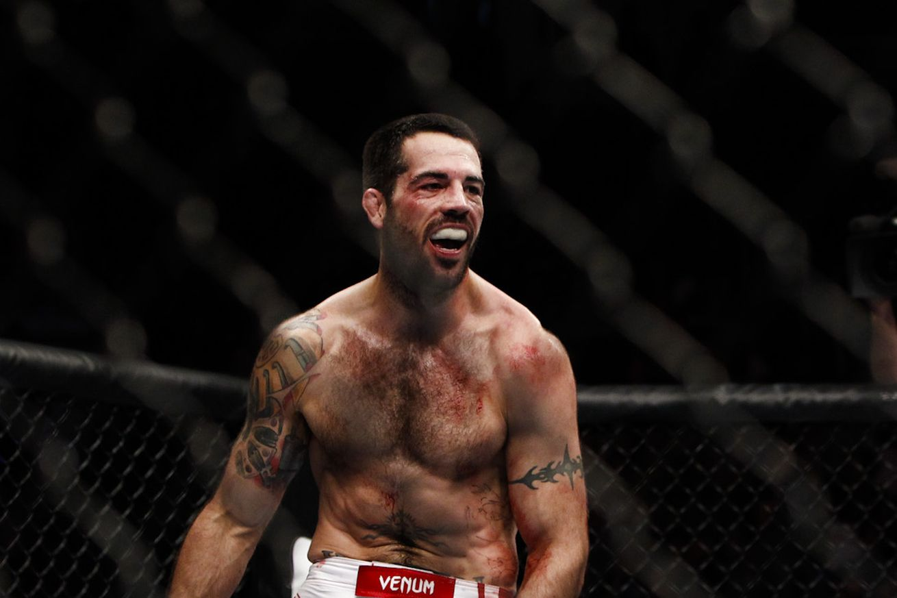 Matt Brown vs. Jake Ellenberger slated for UFC 201