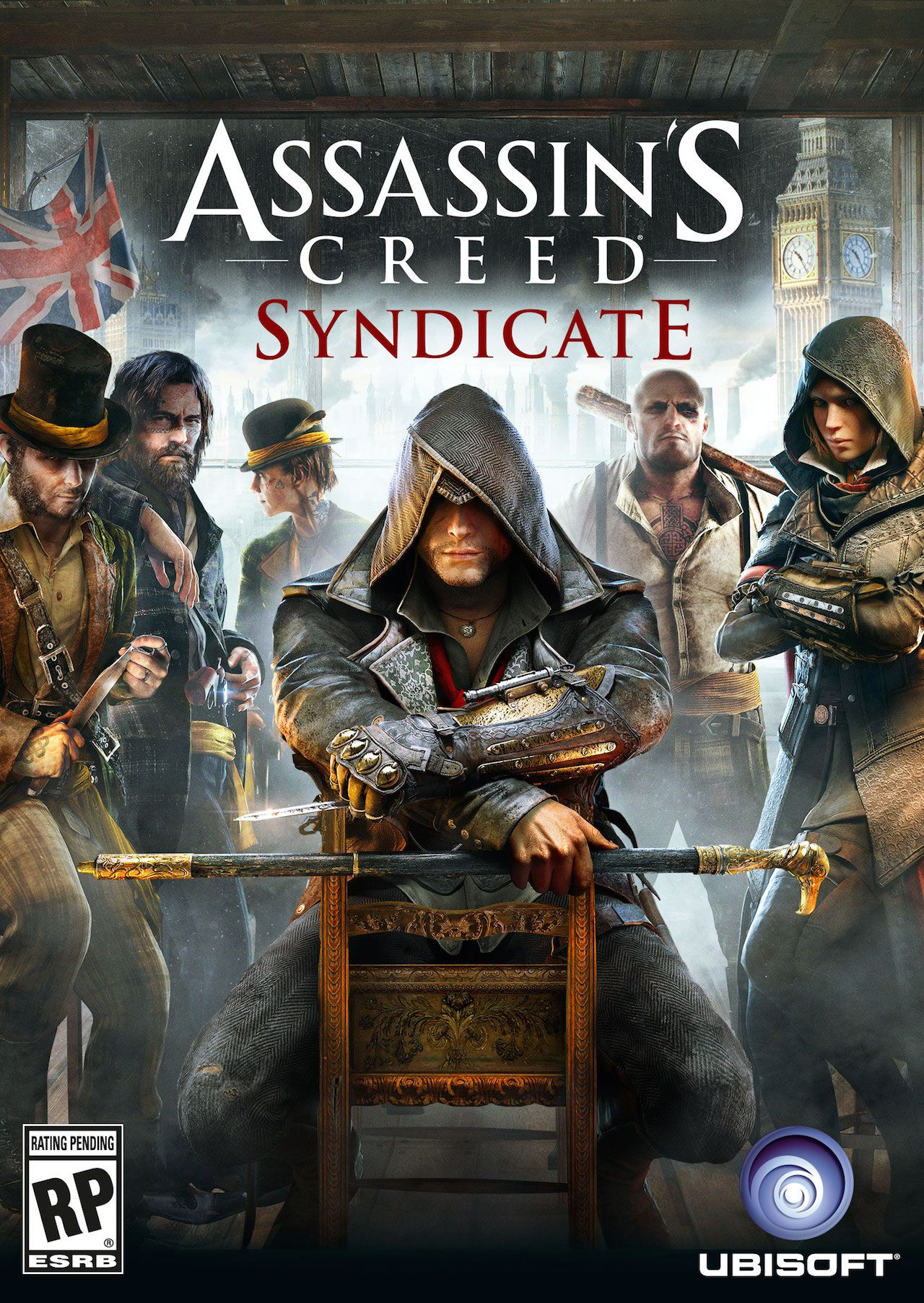 Assassin's Creed Syndicate launching Oct. 23, set in ...