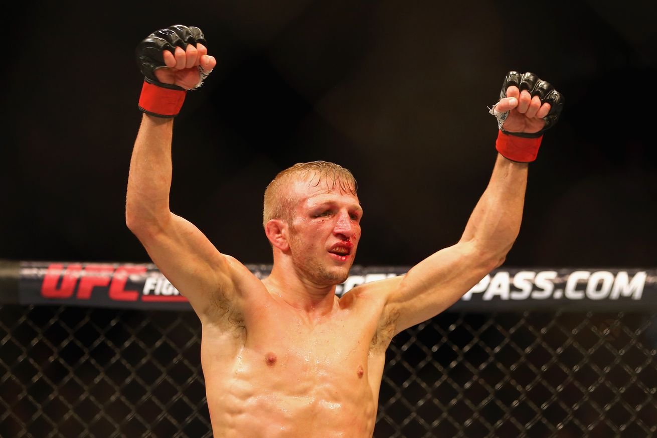 Raphael Assuncao  vs. T.J. Dillashaw rematch set for UFC 200
