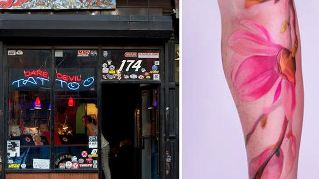 eight of the best tattoo shops in brooklyn and manhattan