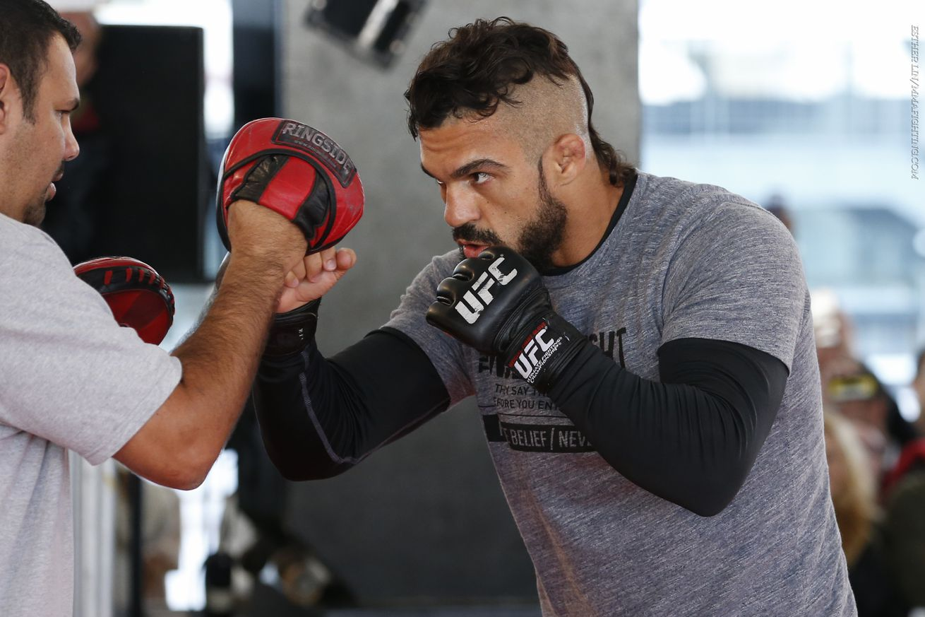 community news, Vitor Belfort calls 'Jacare' Souza toughest middleweight in the UFC