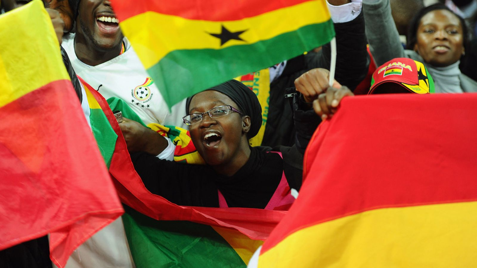 2014 FIFA World Cup qualification (CAF)