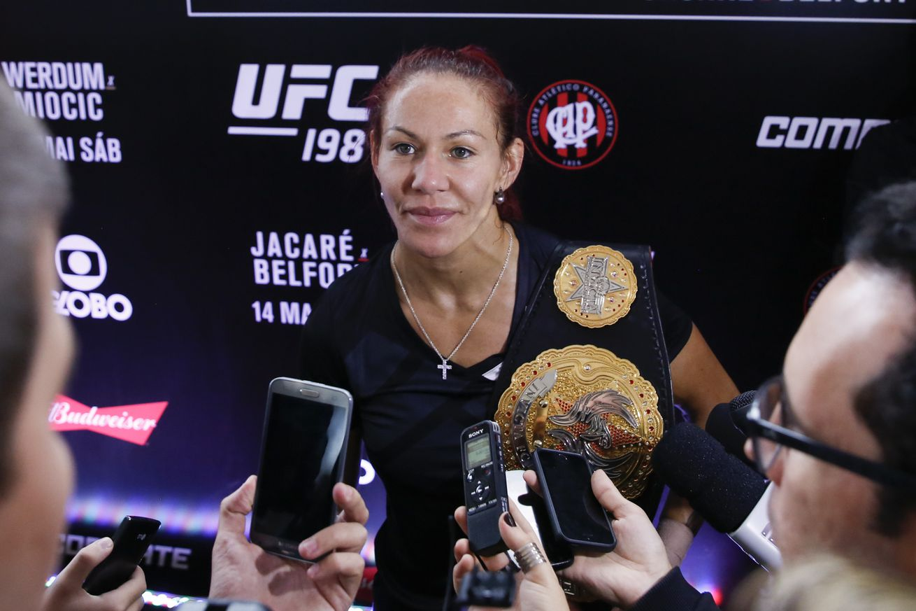 Cris Cyborg not surprised Holly Holm turned down UFC 198 fight