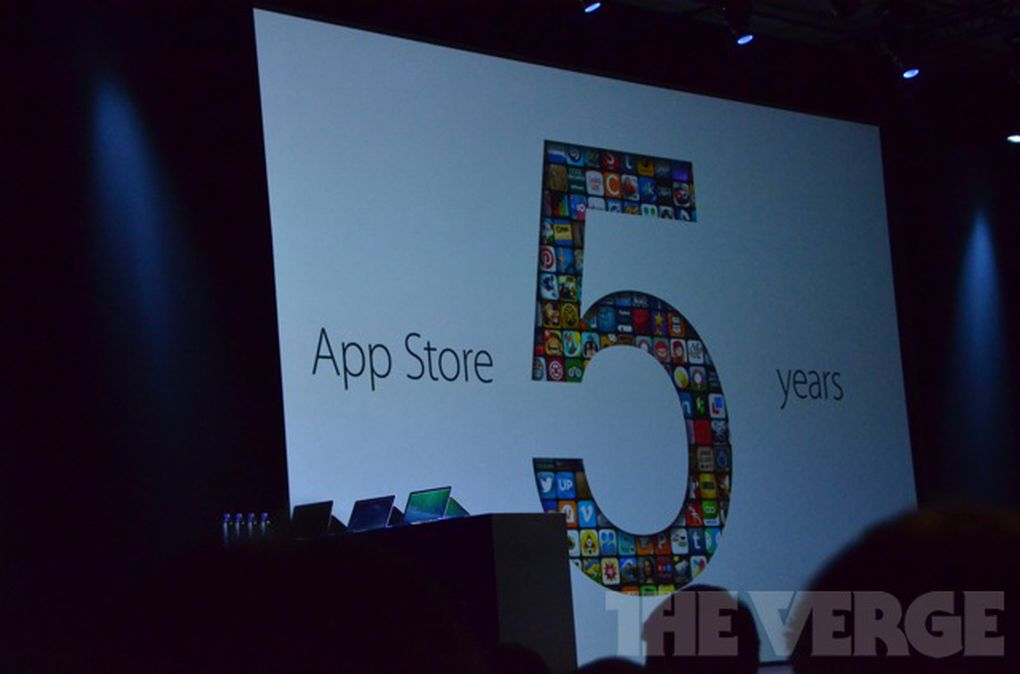 Apple: 900,000 apps in the App Store, 375,000 iPad ...