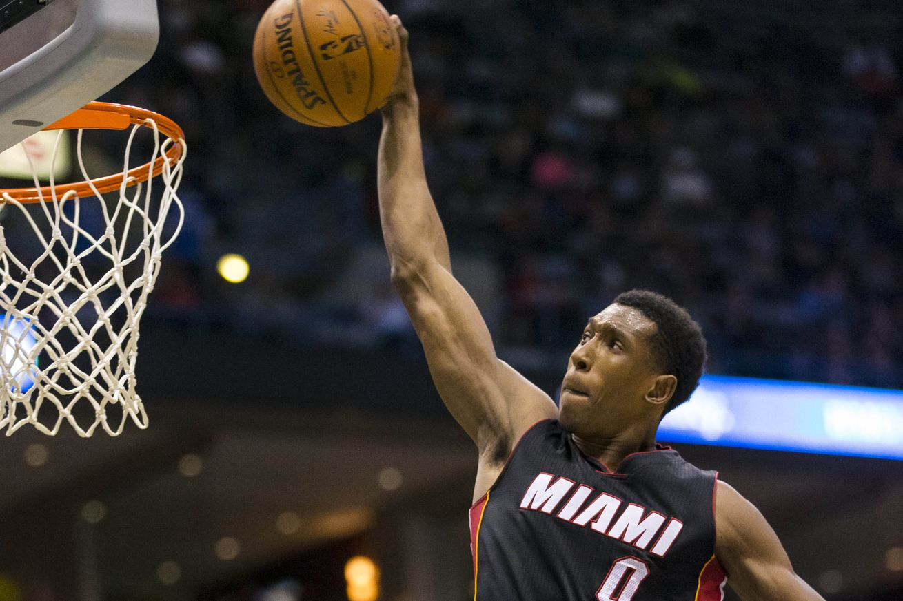 Rookies lead late rally in Miami Heat's win over Denver Nuggets