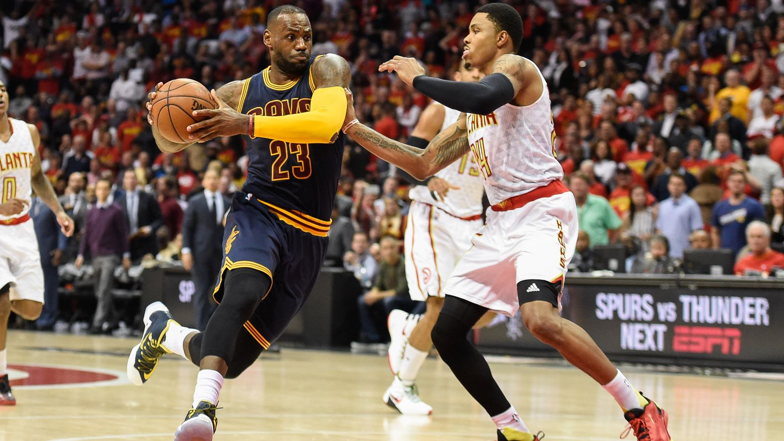 Cavaliers vs. Hawks, NBA playoffs 2016: Start time, TV schedule and live stream for Game 4