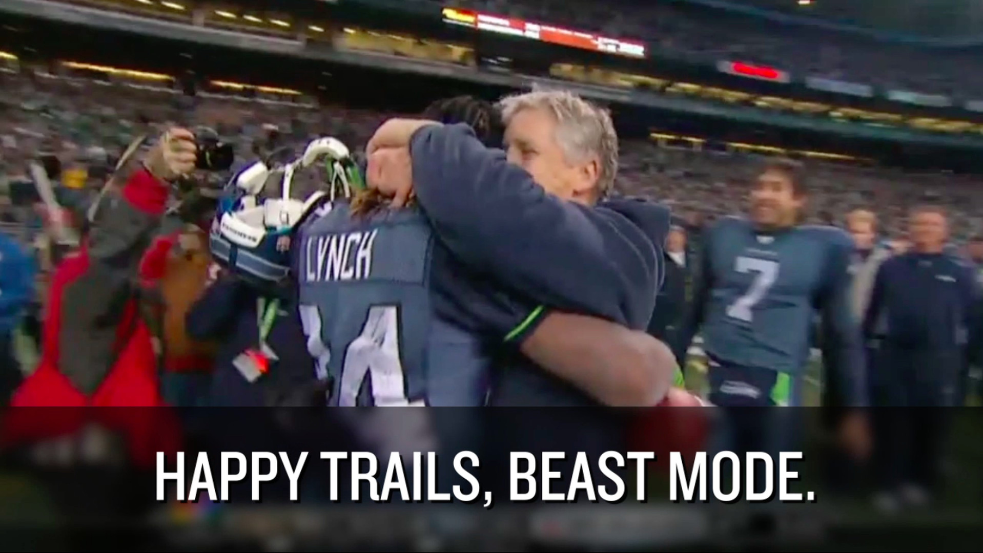 What Marshawn Lynch meant to the Seahawks, their fans and me