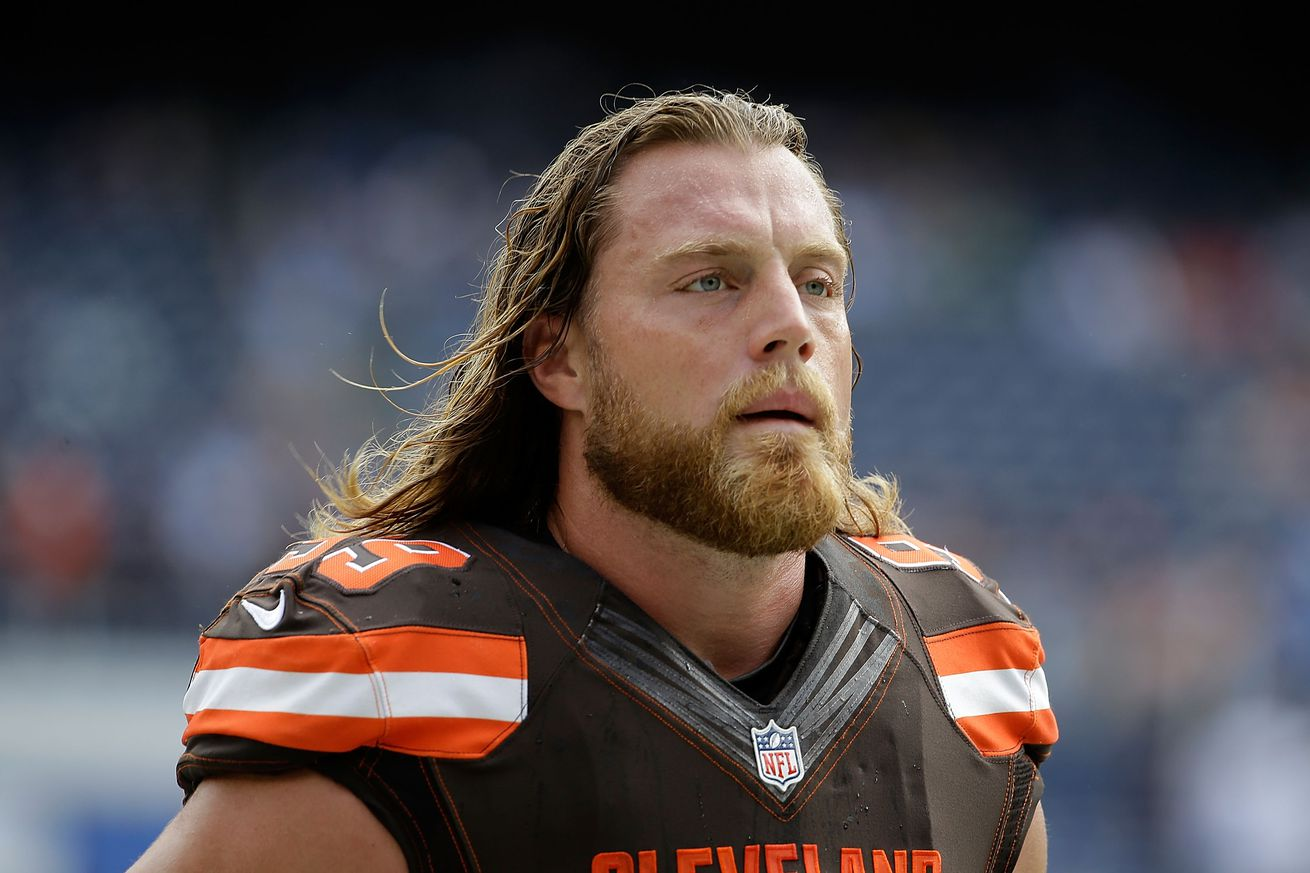 Browns' Paul Kruger calls his release 'wrong decision'