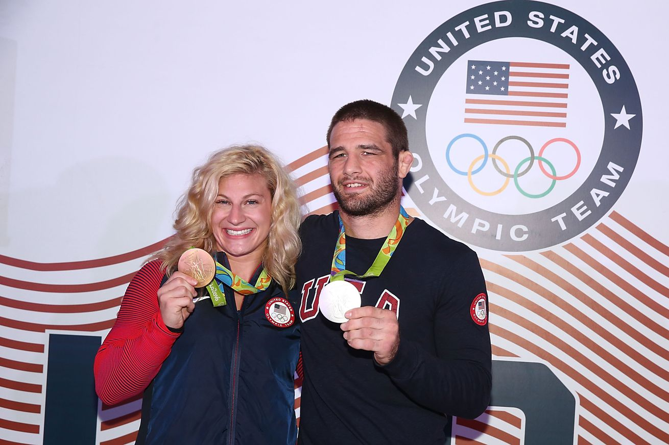 Technique Talk: Dave Camarillo explains judo success of Kayla Harrison, Travis Stevens