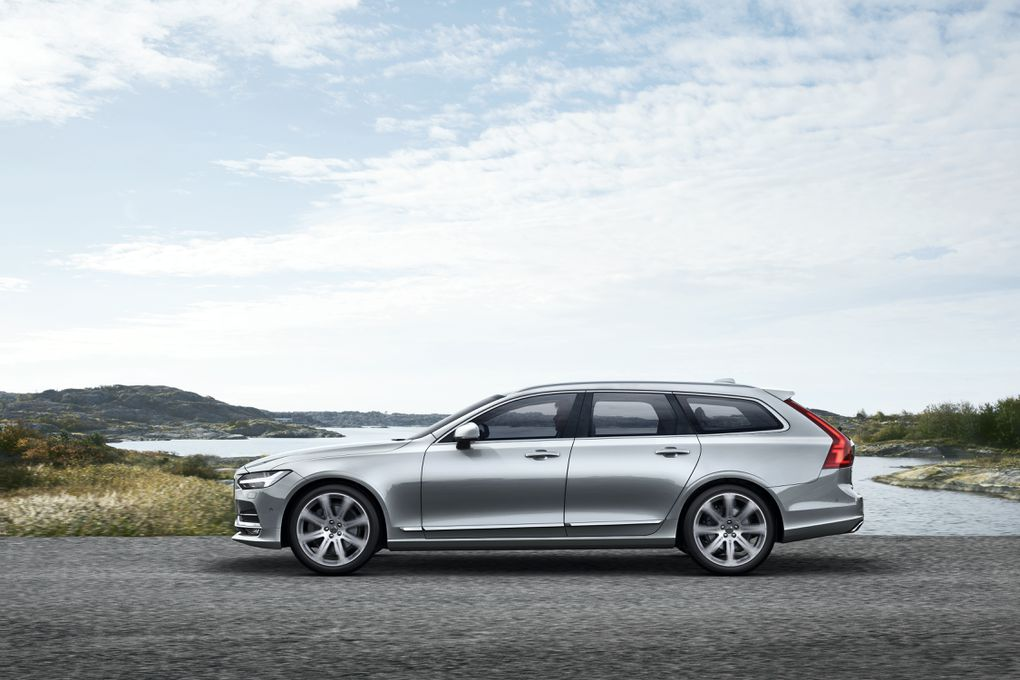 The Volvo V90 wagon might be the most Volvo car ever | The Verge