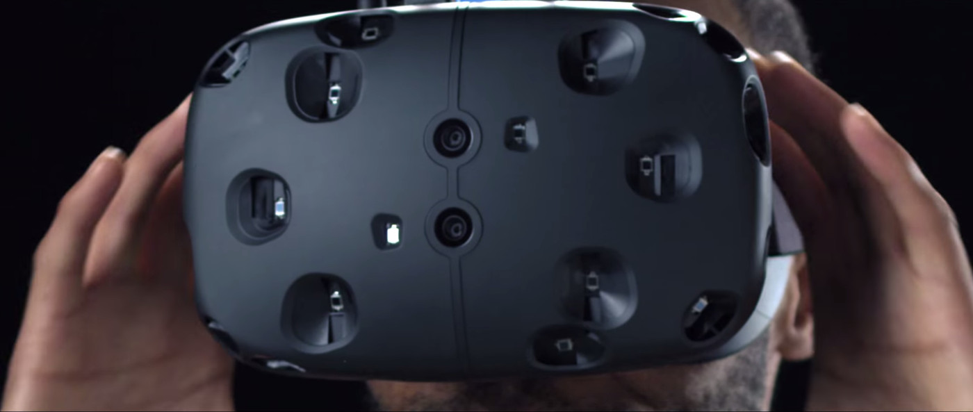 htc vive promo video
