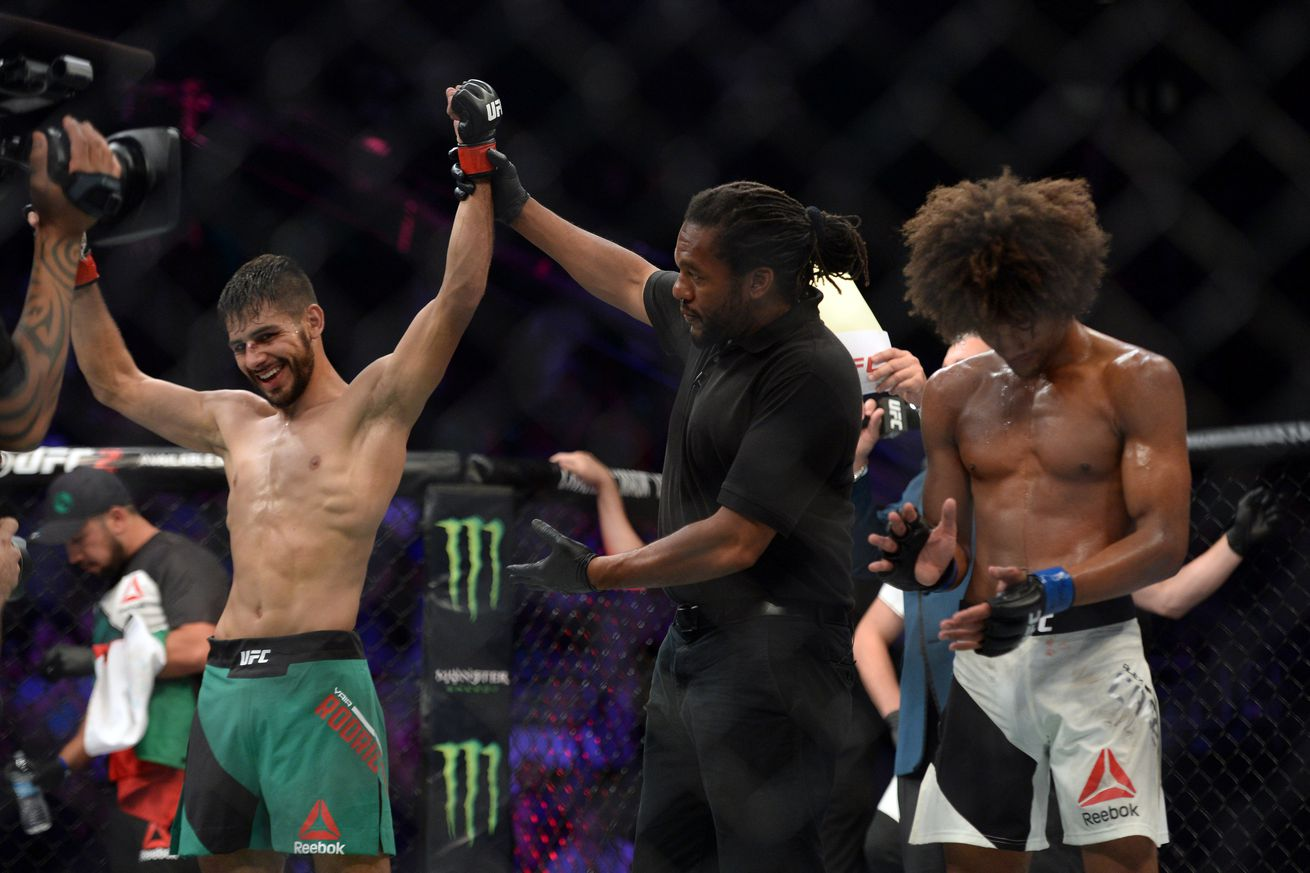 community news, UFC Fight Night 92 does 863,000 viewers against the Olympics