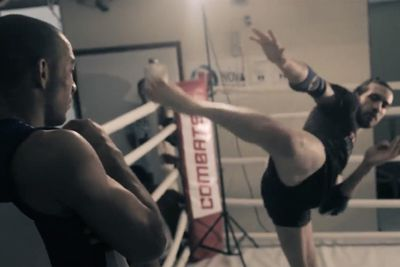 Video: Jose Aldo 'lost his mind' after Jonas Bilharinho mimicked Conor McGregor's trash talk