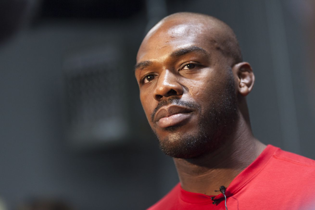 community news, Jon Jones: I talked to Floyd Mayweather about working together ... and I havent heard from him since